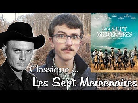 Les sept mercenaires - 1960 - le troisième homme ... Classique