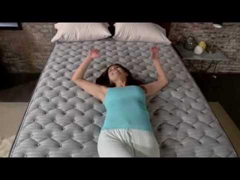 Therapedic bravura mattress video