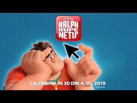 Ralph rupe netu' (Ralph Breaks The Internet - Wreck-It Ralph 2) - TLR-S-D3 - dublat - 2019