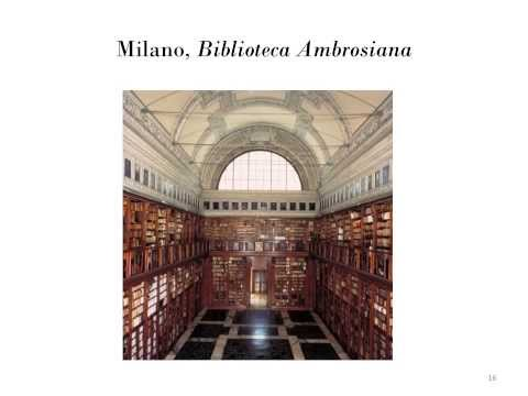 OCLC Libraries in Italy