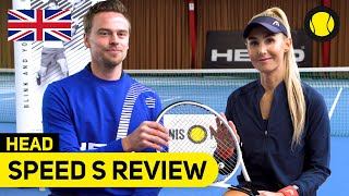 HEAD Graphene 360+ Speed S | Racket Review | Tennis-Point