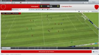 Lets Play Football Manager 2011: Part 1 (Liverpool)