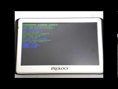 Prology iMap-5500 обновление прошивки