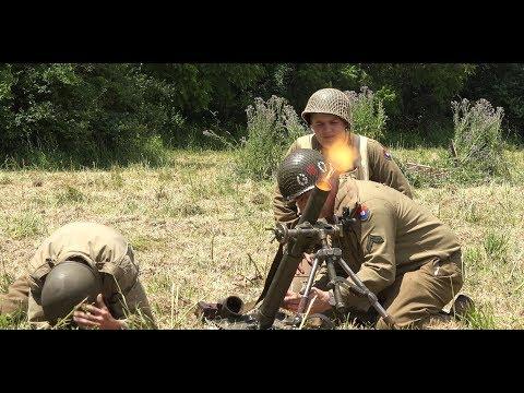 WW2 M2 60mm Mortar
