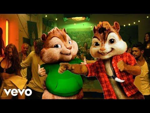 Luis Fonsi, Daddy Yankee - Despacito Alvin y las Ardillas ft. Justin Bieber
