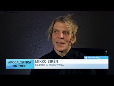 Apocalyptica On Tour: Band Renowned For Metallica Covers On Cellos Thrilled Fans With Kyiv Concert