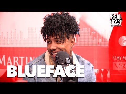 Blueface Talks Drake Co-Sign, Getting Signed, Road Rage Arrest & More!