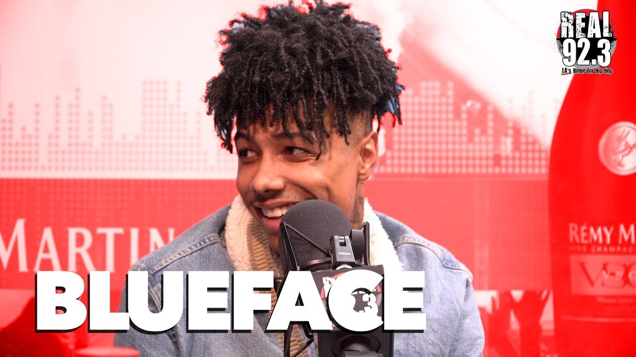 LA Rapper Blueface Connects with Drake and Lil Uzi Vert