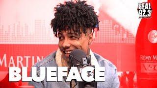 Blueface Talks Drake Co-Sign, Getting Signed, Road Rage Arrest & More!
