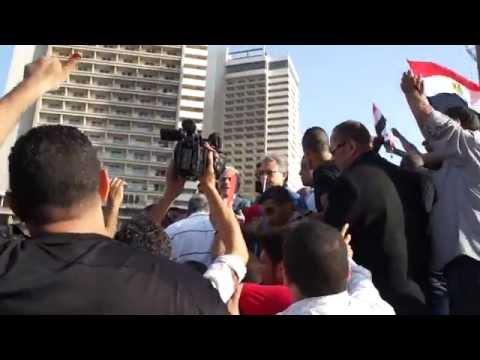 #30June : Hamdeen Sabahi in Galaa Square