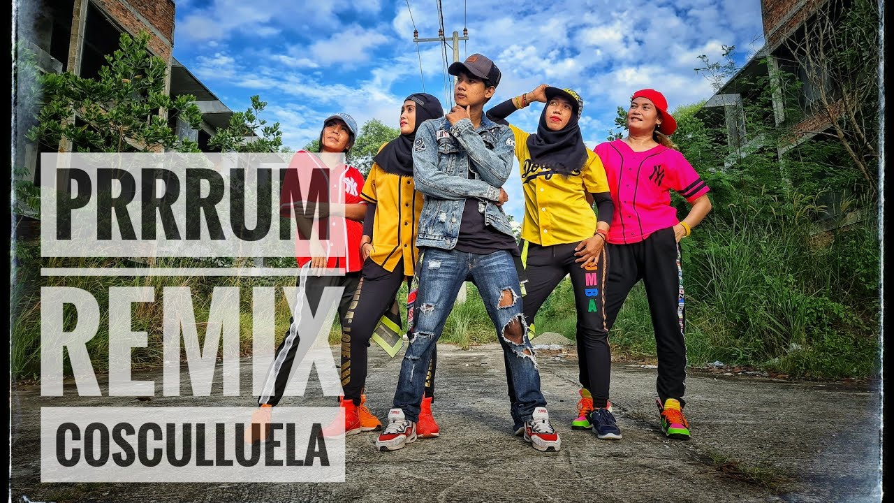 Prrrum by Cosculluela   Live Love Party™   Zumba®   Dance Fitness