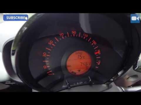 2015 NEW! Toyota Aygo 0-150 km/h Acceleration