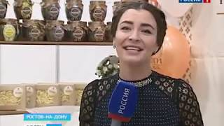 В Ростове состоялся чемпионат по поеданию пирогов.