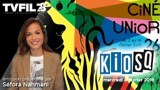 KioSQ – Emission du Mercredi 3 février 2016