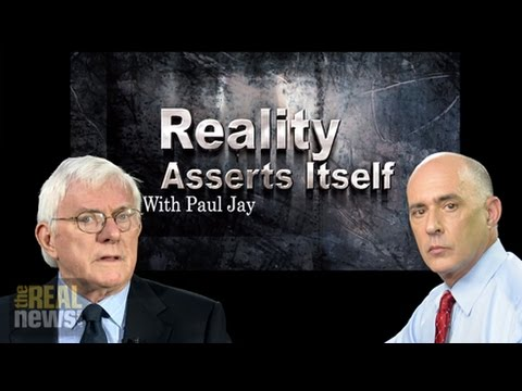 The Radicalization of Phil Donahue - Reality Asserts Itself (1/3)