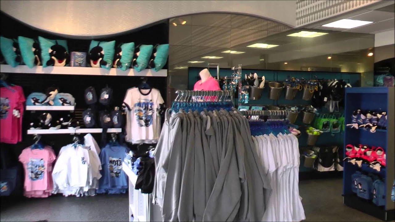 The Shamu Shop, SeaWorld San Diego - YouTube