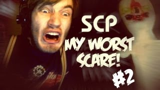 WORST SCARE EVER! ;_; - SCP: Containment...