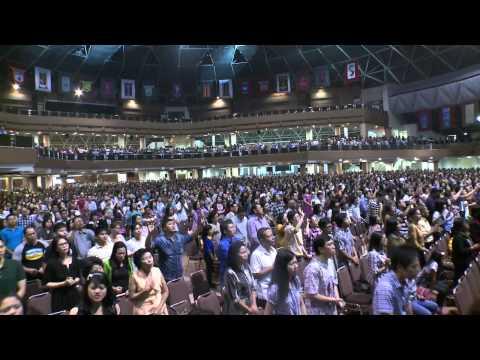 Ibadah 1 Jumat Agung, 18 april 2014