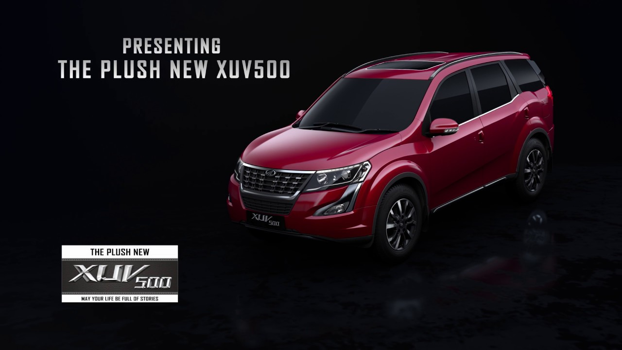 Mahindra XUV500 | Plush New XUV500 | Latest SUV in India