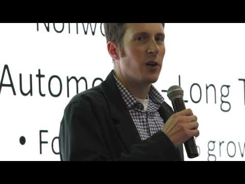 How and Why We Recycle Carbon Fiber | In the Innovation Zone at AU with Andrew Maxey