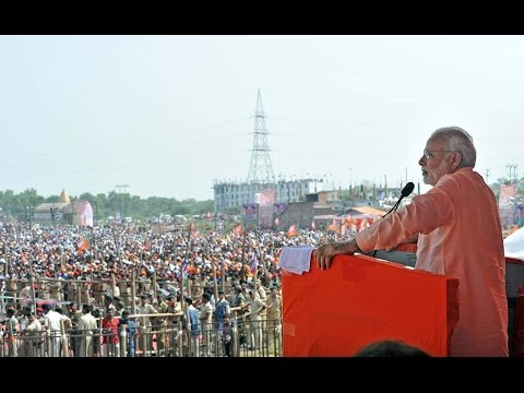 PM Shri Narendra Modi at Parivartan Rally in Jehanabad, Bihar: 12.10.2015