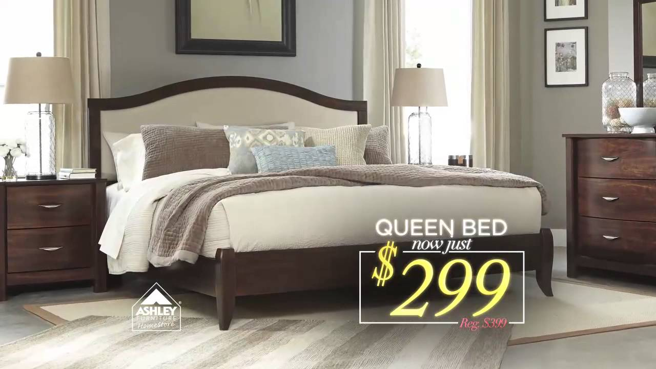 National Furniture Bedrooms National Sale Clearance At Ashley Furniture Homestore Youtube