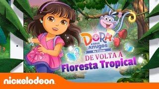 De Volta À Floresta Tropical (App) - Dora e Seus Amigos