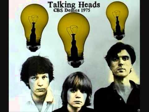 Talking Heads - Psycho Killer (1975 CBS Demos)