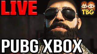 PUBG CONSOLE GAMEPLAY LIVE // HI FRIENDS!! // Xbox One X