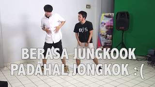 Janji Terpenuhi! | Cover Dance BTS Paling Kacau :(