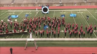 OHS Band at 2018 UIL Regionals