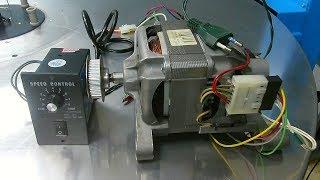 Регулятор оборотів колекторного двигуна від пральної машини з підтримкою потужності з Aliexpress
