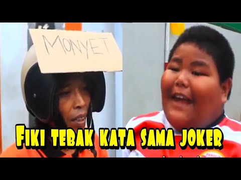 Tebak Kata Fiki Sama Joker || Kompilasi Video Instagram Terbaru