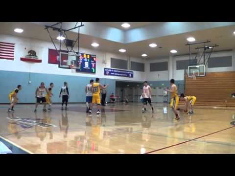San Francisco Triple Double Sports Playoffs - GPC vs. Knights Basketball (3/13/16)