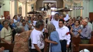 Visita del Señor Grande a Tala Jalisco.