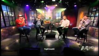 Backstreet Boys   Bigger Acoustic Private Sessions HD