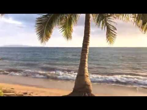 North Kihei Sunset From Sugar Beach