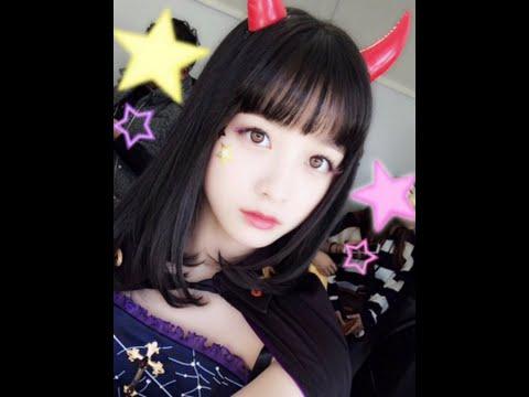 橋本環奈小悪魔ハロウィンコスプレ 1000年に1人のアイドルの破壊力がスゴすぎる
