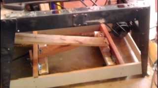 Diy Moble Base Jointer Table Saw