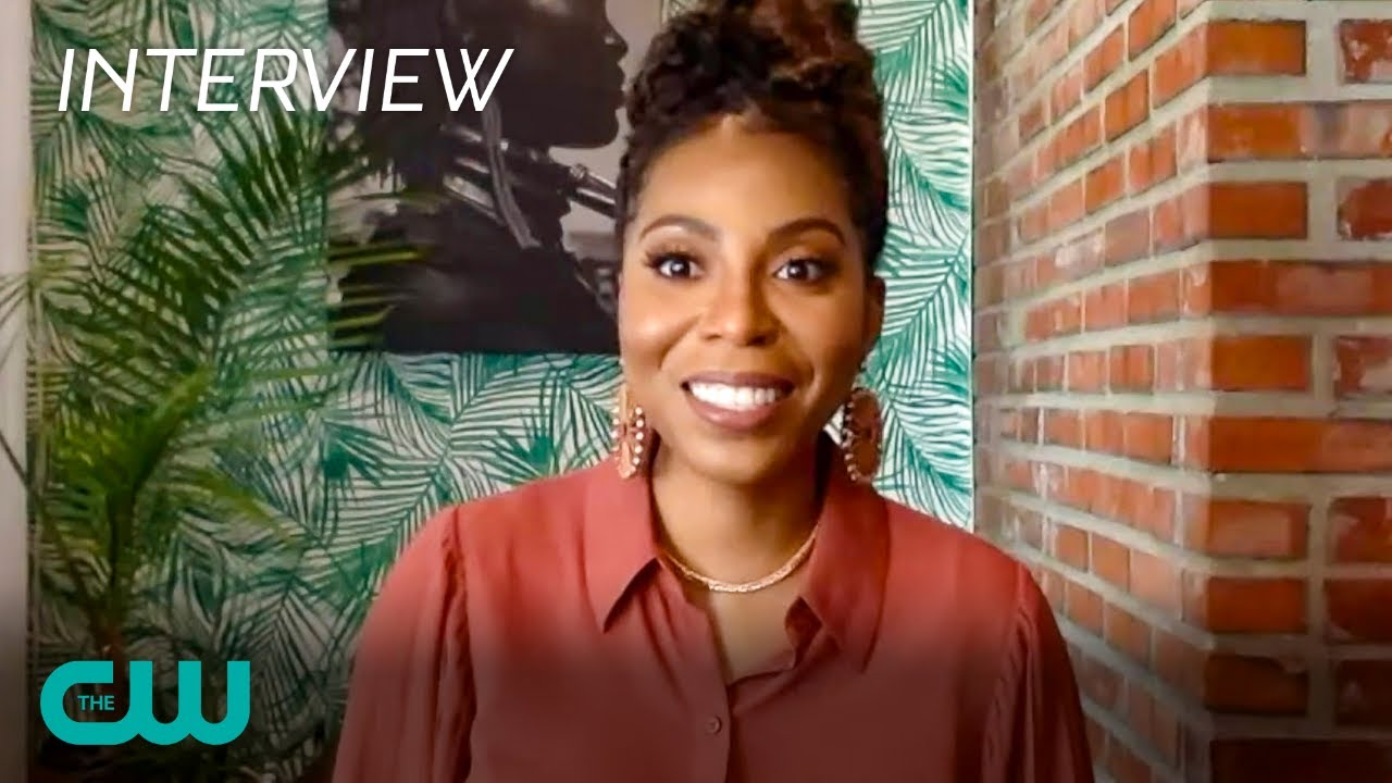 Download Ebony Gilbert - The Writer's Journey | The CW