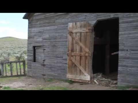 Abandoned Homestead in Oregon