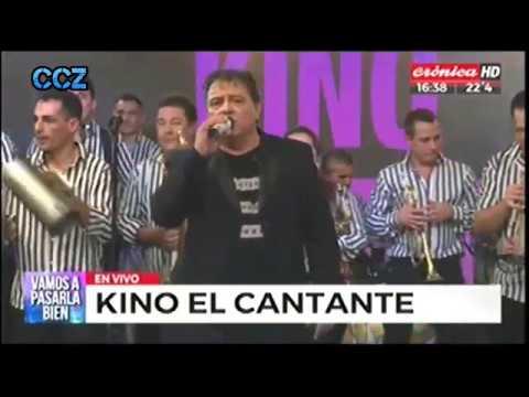 Kino El Cantante - Recital En Vivo (Vamos A Pasarla Bien - Cronica - 12/05/18)
