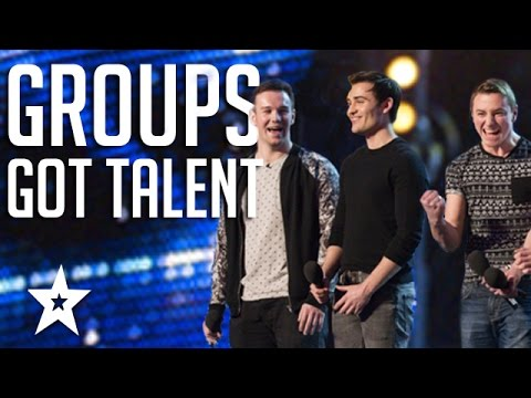 TOP 6 Groups on Got Talent | Got Talent Global