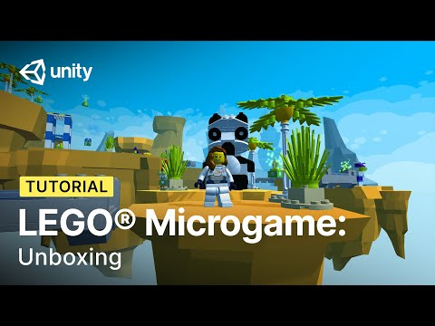 Unboxing the LEGO® Microgame | Unity