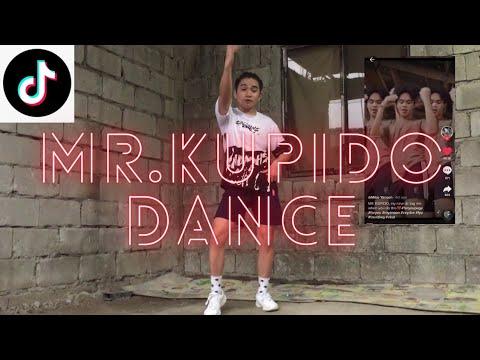 MR. KUPIDO DANCE CHALLENGE || MIKO YANSON || TIKTOK || TUTORIAL
