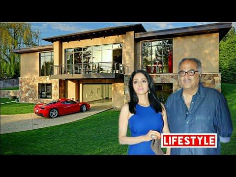 Boney Kapoor Net worth, Salary, House, Car,  Family & Luxurious Lifestyle
