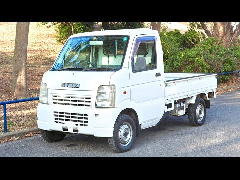 2002 Suzuki Carry Kei Truck 4WD (Canada Import) Japan Auction Purchase Review