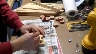 Diy Home Made Wooden Clamp And Jig Knobs