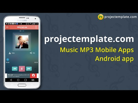 Music MP3 Android App source code