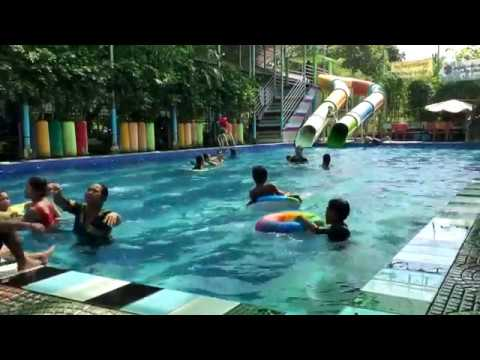 Water Park In Cambodia Fresh and Happy #3 /Water Park  Entertainment/General Action